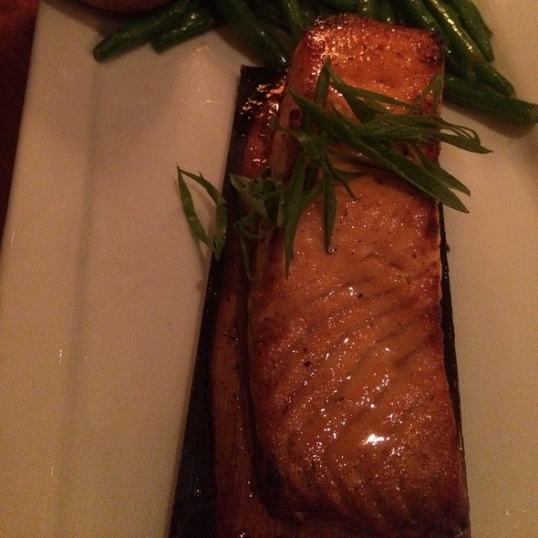 Chargrilled Salmon - Weber Grill - Lombard, Lombard, IL