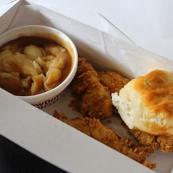 $5 Fill Up Tenders @ KFC