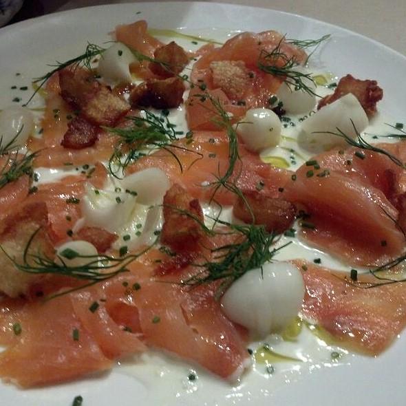 Smoked salmon @ ABC Kitchen