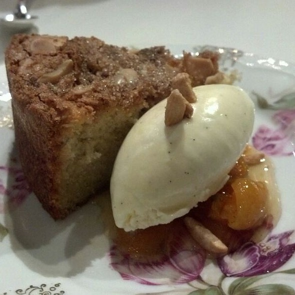 Almond Cake @ ABC Kitchen
