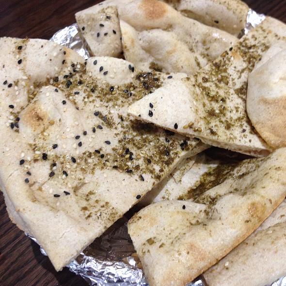Laffa Bread - Itzik Hagadol Grill, Encino, CA