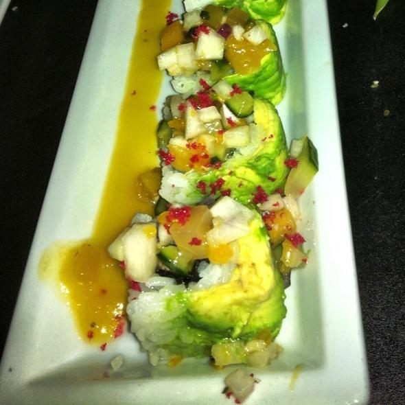 Tempura Shrimp Roll @ RA Sushi