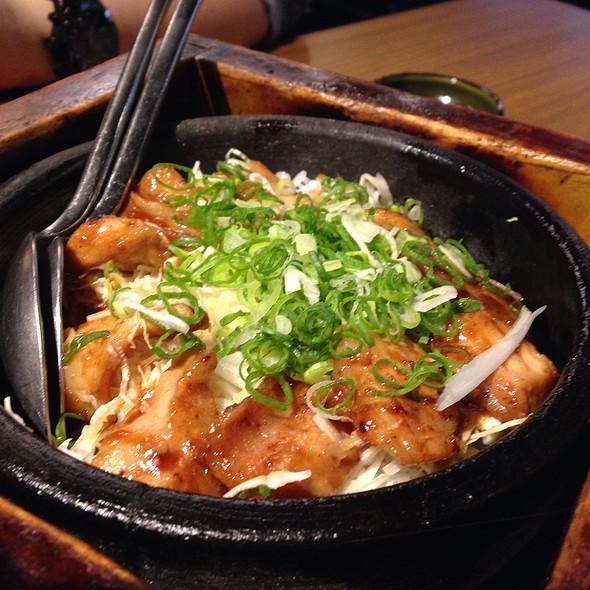 石鍋豬肉丼 @ Watami 和民站前店