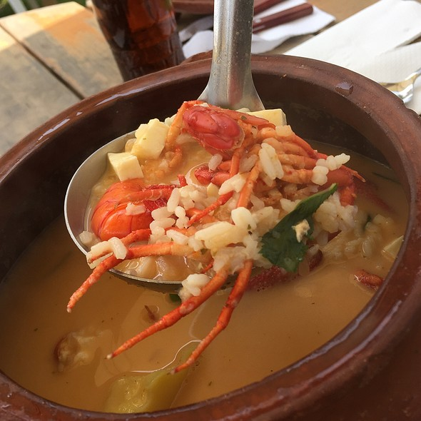 Chupe de Camarones @ Kankay Cieneguilla
