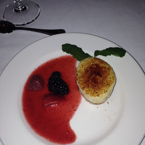 Cheesecake - The Capital Grille - Minneapolis
