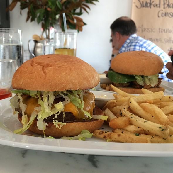 Burgers and Fries @ Marlowe
