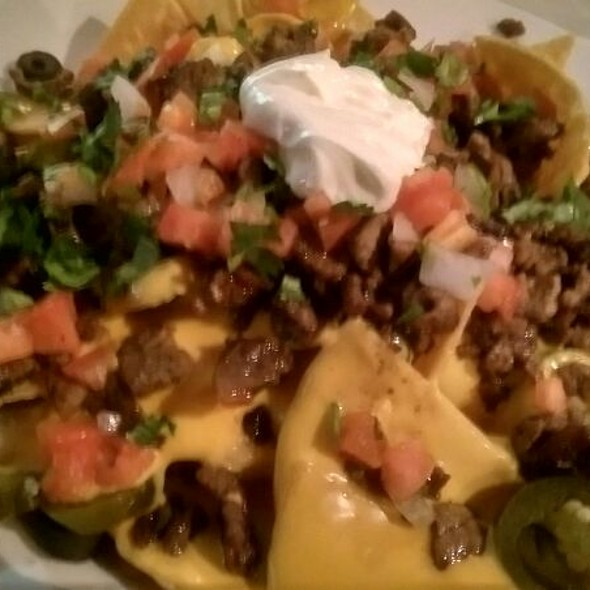 Pork Nachos @ Rumors