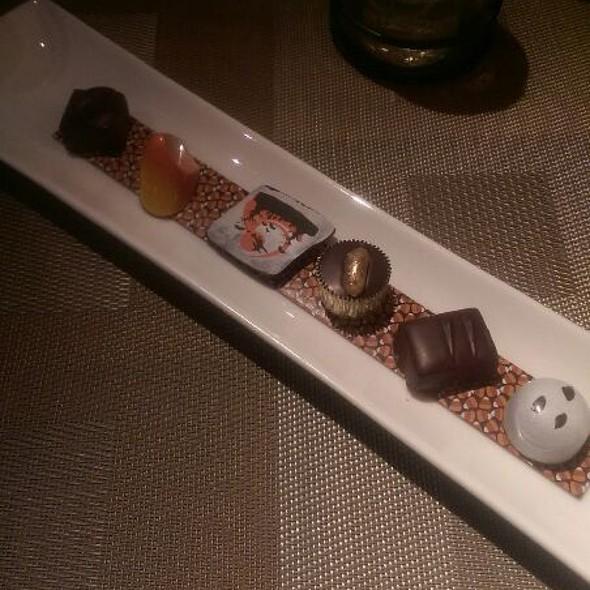 Trick Or Treat Homemade Chocolates