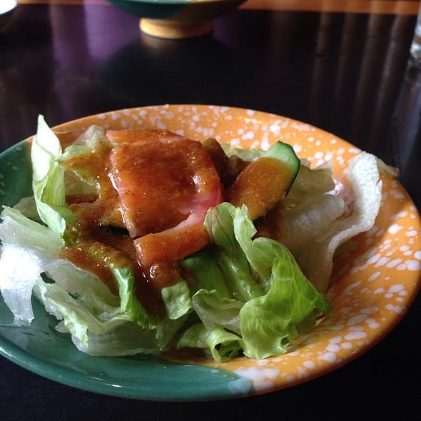 Salad - FuGaKyu Japanese Cuisine, Brookline, MA