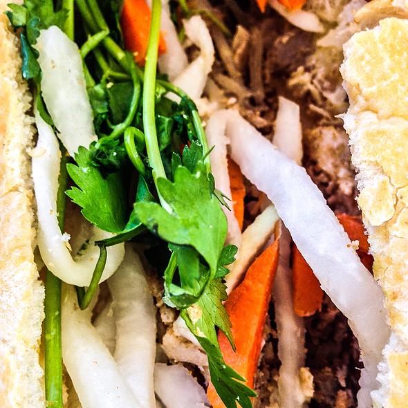 Banh Mi @ K Sandwiches