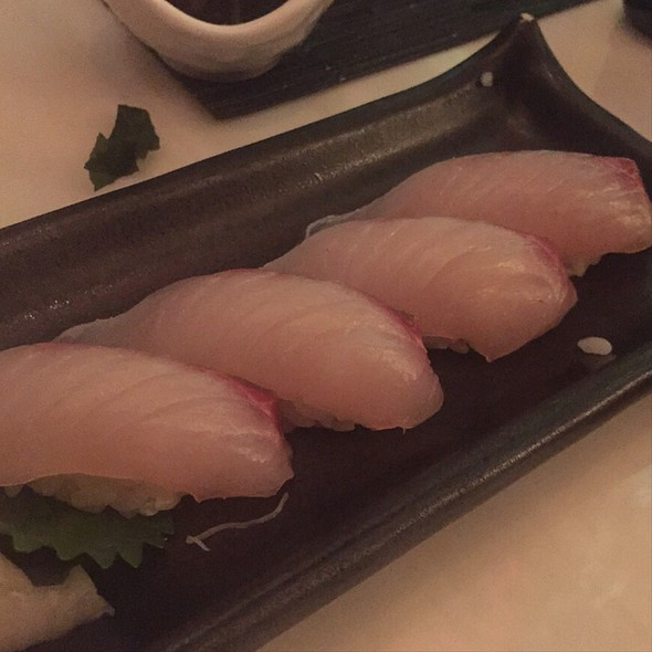 Yellowtail Sushi @ Umami Bar