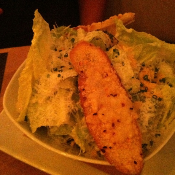 Caesar Salad @ BLT Steak