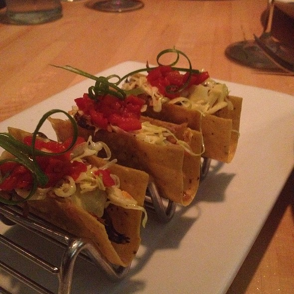 Pork Tacos @ Seed  Kitchen & Bar