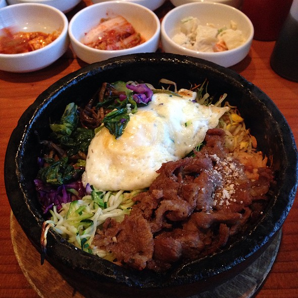 Bibimbap @ Bowl'd Korean Rice Bar