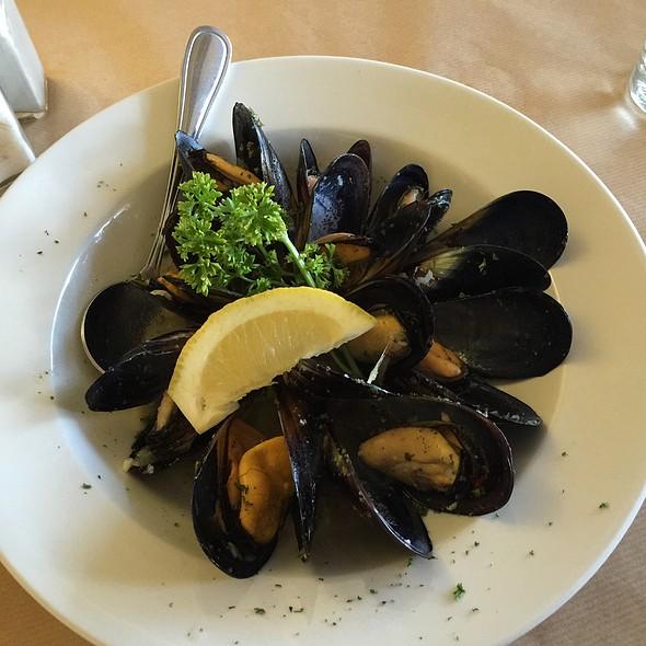 Mussels Au Natural