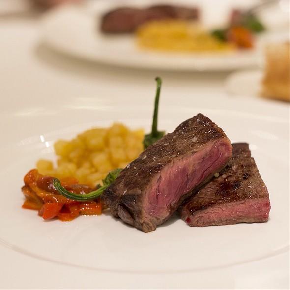 Sirloin Steak @ La Montería