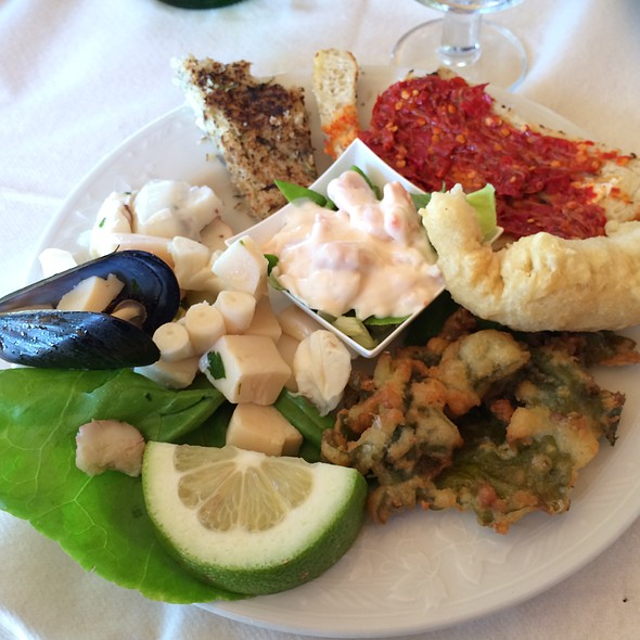 Mixed Seafood/Fish Starter