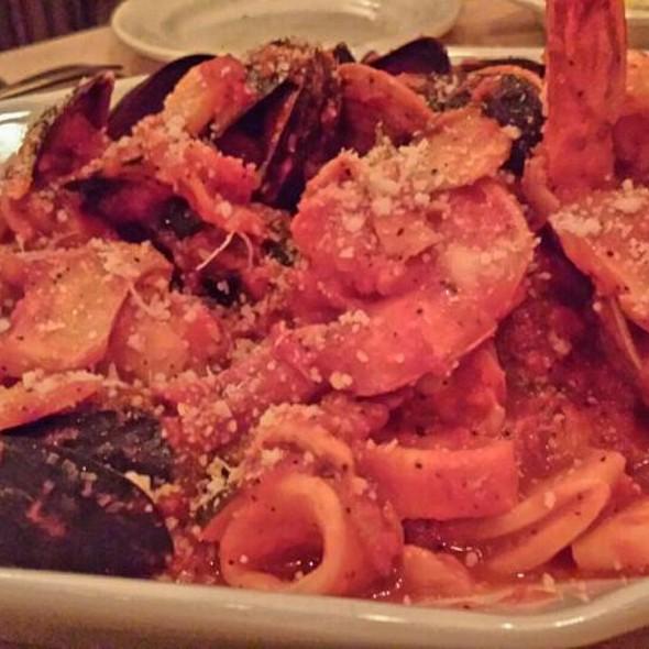 Seafood Platter @ King Umberto