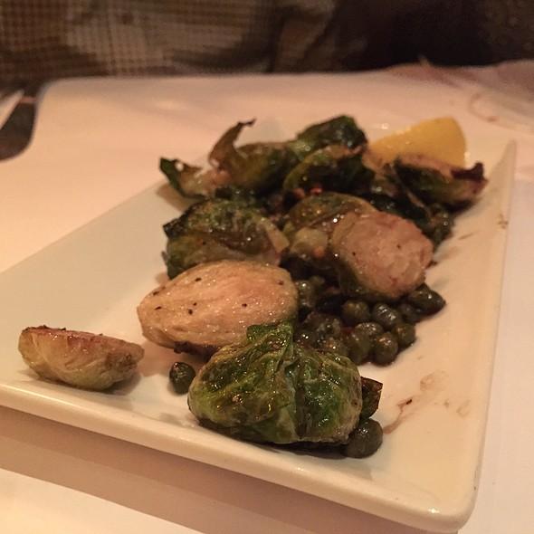 Crispy Brussels Sprouts - Fontana's Italian, Cupertino, CA