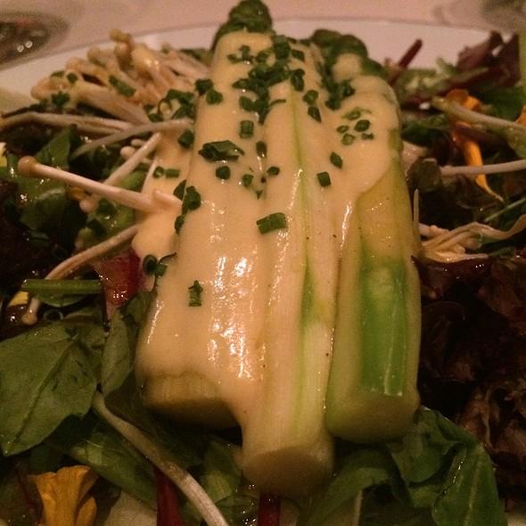 Warm Asparagus Salad - Prime - Bellagio, Las Vegas, NV