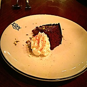 Chocolate Mousse - Epiphany Farm-to-Fork, Tuscaloosa, AL