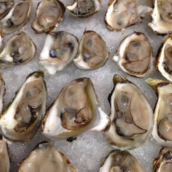 Oysters - Tango Bistro, Calgary, AB