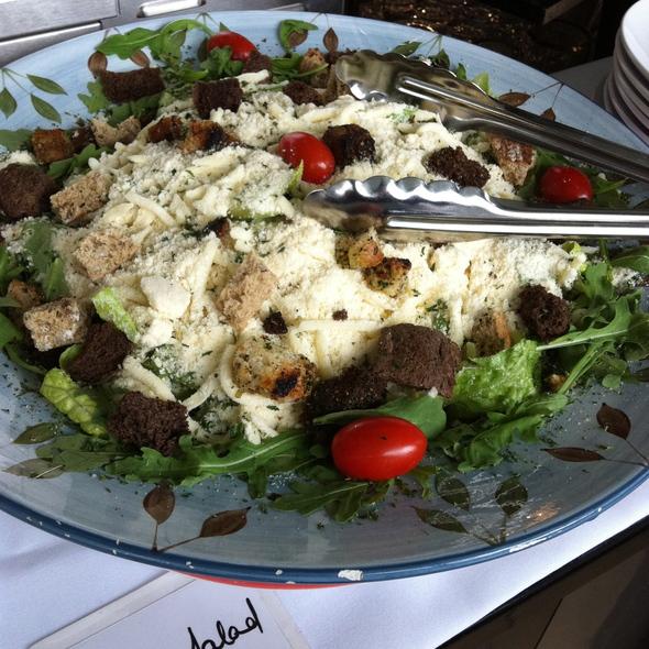 Caesar Salad @ avec Panache