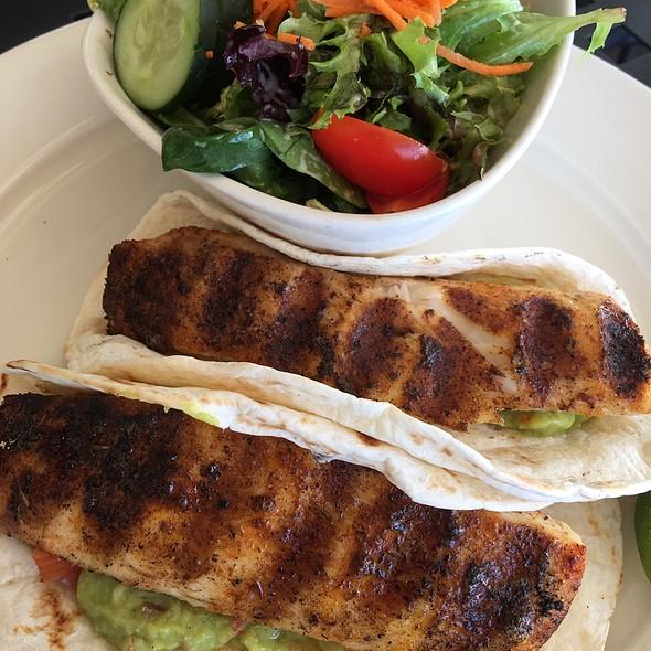Mahi Mahi Tacos - Bridges Restaurant - MD, Grasonville, MD