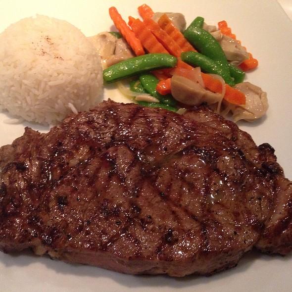Ribeye Steak @ Neil's Tavern Restaurant & Bake Shop