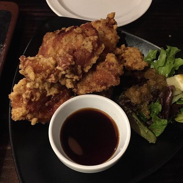 Karaage Chicken @ Jinya Ramen Bar