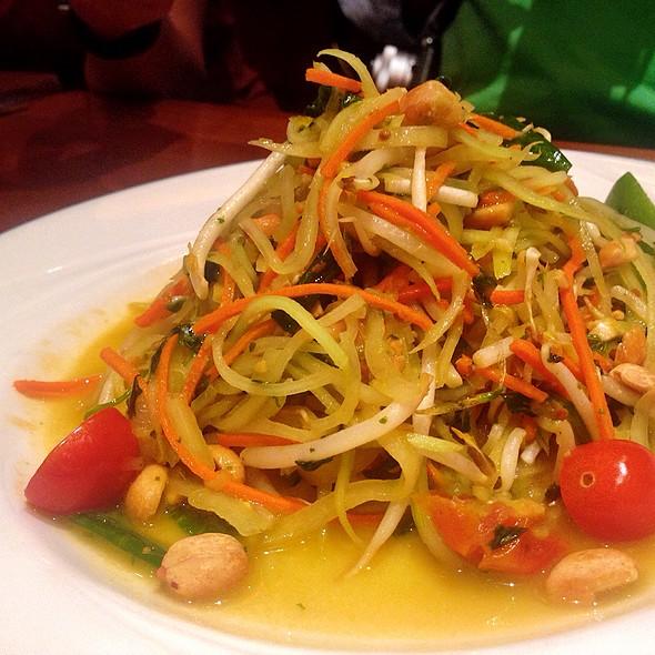 Papaya Salad @ RM Seafood Restaurant