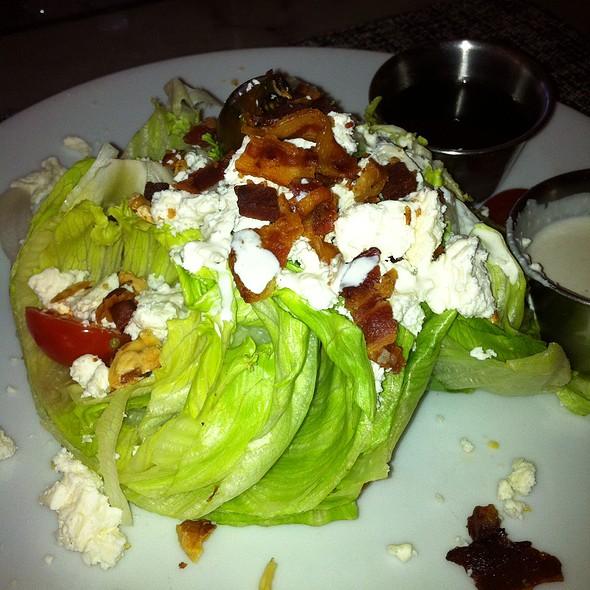 Iceberg Wedge With Bacon  - The Cedars Social, Dallas, TX