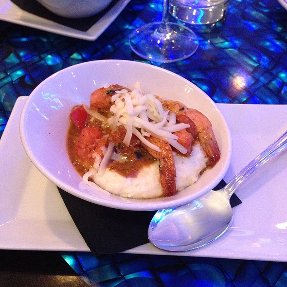 Shrimps and grits - Oceanaire Seafood Room - Minneapolis, Minneapolis, MN