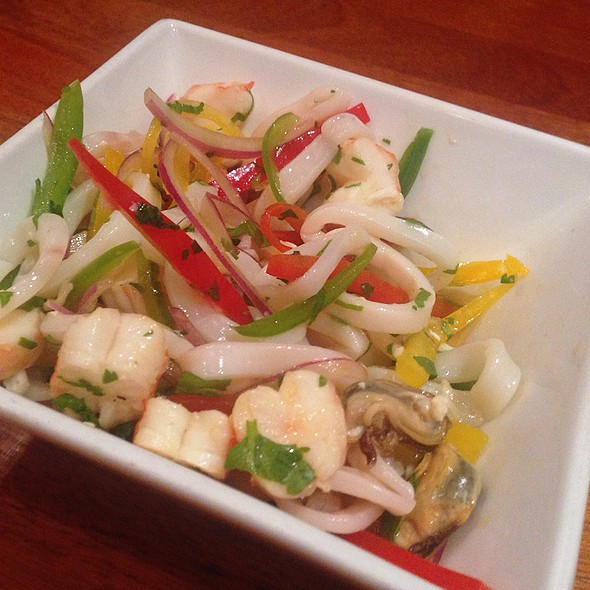 Seafood Escabeche @ RM Seafood Restaurant