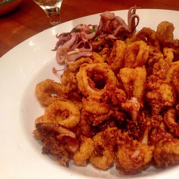 Calamari @ RM Seafood Restaurant