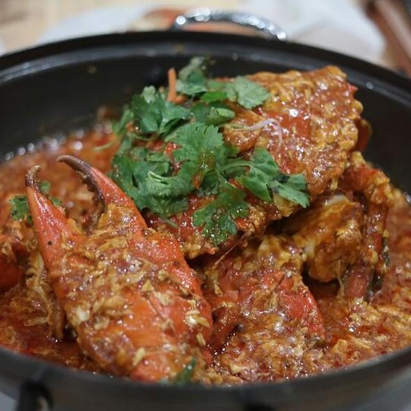 Chilli Crab @ Roland Seafood Restaurant