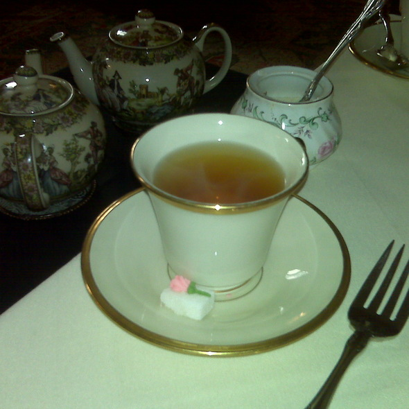 Lady Mendl Tea - Lady Mendls, New York, NY