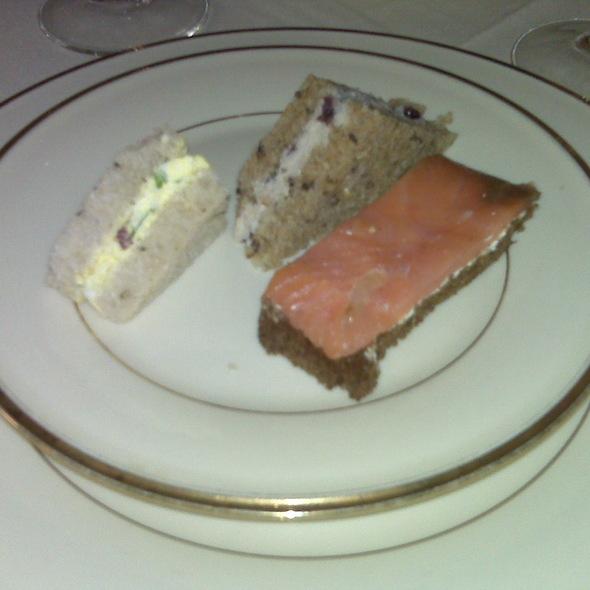 Tea Sandwiches - Lady Mendls, New York, NY