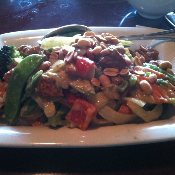 Coconut Curry Vegetables @ PF Chang's