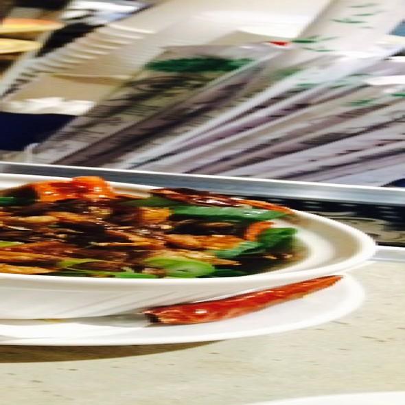 Taro Fries @ Thai Canteen