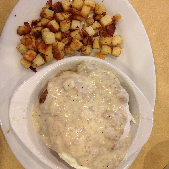 Bubba's Benny @ First Watch