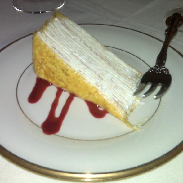 Twenty-Layer Crepe Cake - Lady Mendls, New York, NY
