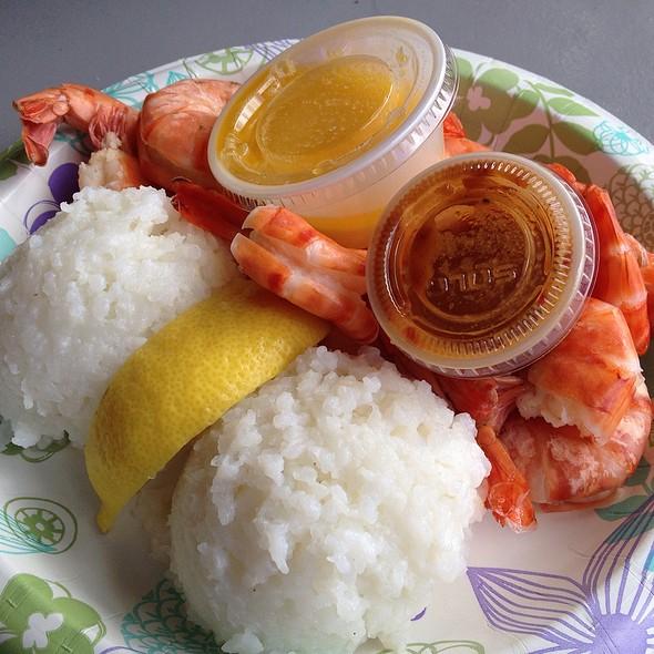 Lemon Butter Shrimp