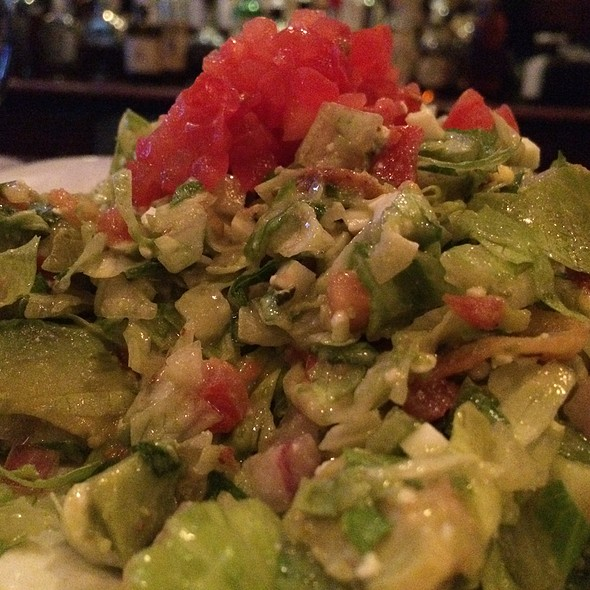 Chop Salad - Morton's The Steakhouse - Atlanta - Downtown, Atlanta, GA