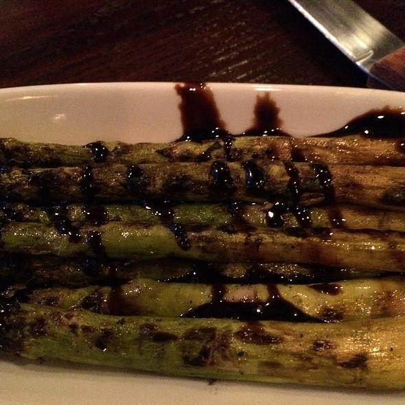 Grilled Asp - Morton's The Steakhouse - Atlanta - Downtown, Atlanta, GA