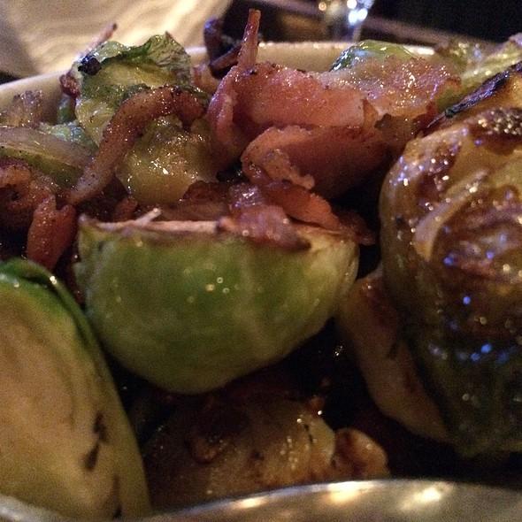 Brussles Sprouts - Morton's The Steakhouse - Atlanta - Downtown, Atlanta, GA