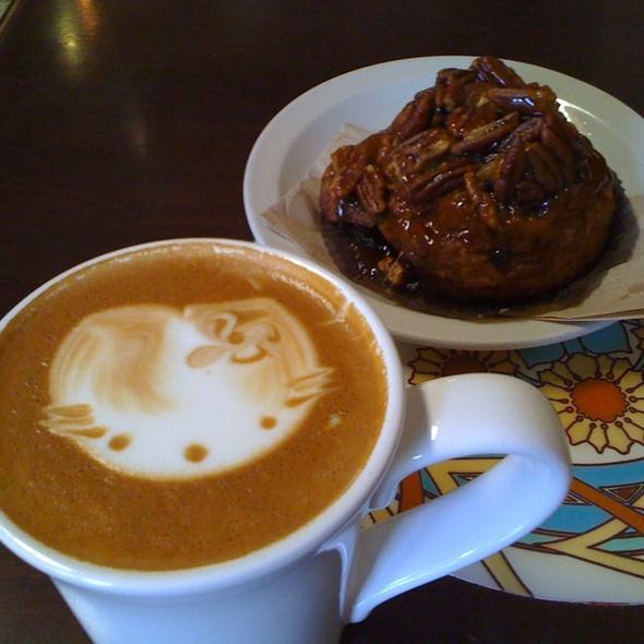 Spanish Latte @ Urth Caffe
