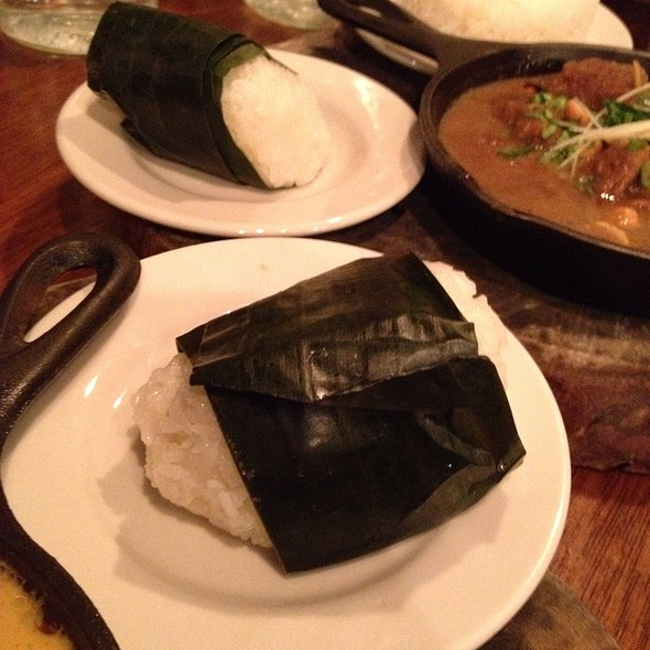 Sticky Rice - Thaimee Table (Formerly Ngam), New York, NY