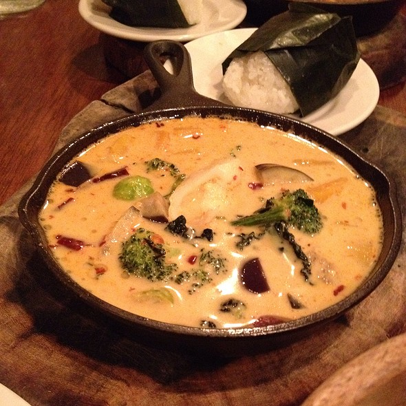 Red Curry - Thaimee Table (Formerly Ngam), New York, NY