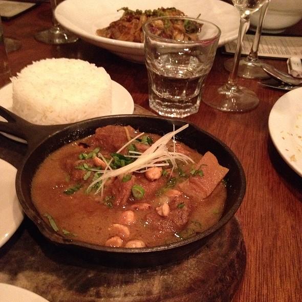 Lamb Massaman Roti Potpie - Thaimee Table (Formerly Ngam), New York, NY